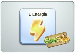 ChefVille: Ganhe 1 de energia grátis 29-05-13