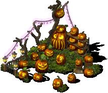 mun jack o lantern festival SW - Materiais CityVille: Festival de Abóboras de Halloween !