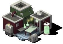 mun mad scientist lab S1 SW - Materiais CityVille: Feliz Halloween ato 3 parte 1 e 2