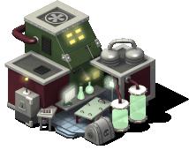 mun mad scientist lab S2 SW - Materiais CityVille: Feliz Halloween ato 3 parte 1 e 2