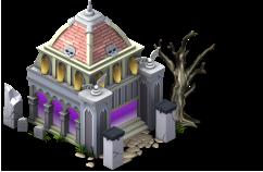 mun mysterious mausoleum SE - Material CityVille: Feliz Halloween ato 2 parte 3