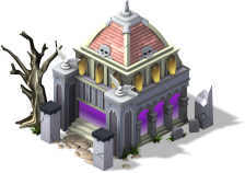 mun mysterious mausoleum SW - Material CityVille: Feliz Halloween ato 2 parte 3
