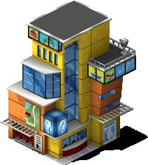 mun quest center c SW - Materiais CityVille: O Centro de Missões !