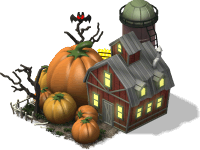 partnerbuild pumpkin barn PKDX - Materiais CityVille: Cultivo de Abóboras Gigantes !