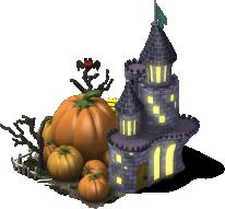 partnerbuild pumpkin castle PKDX - Materiais CityVille: Cultivo de Abóboras Gigantes !
