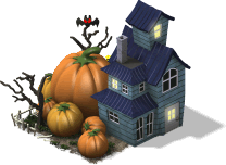 partnerbuild pumpkin house PKDX - Materiais CityVille: Cultivo de Abóboras Gigantes !