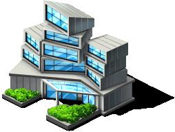 res Matchbox Building SW - Novidades CityVille: Nova Fazenda Empilhada