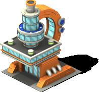 res super science building SW - Material CityVille: O Raio Redutor