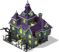 res zombie manor SW - Material CityVille: Metas Vampiros e Fantasmas