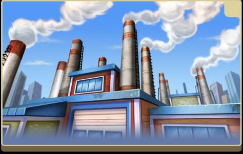 CityVille 2: missões indústrias Steele