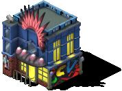 bus punk club SW - Material CityVille: Bairro noturno ato 3