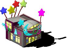 bus twilight party supplies SE 1 - CityVille: Os novos edifícios do aniversário da cidade