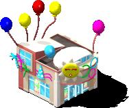 bus twilight party supplies SE - CityVille: Os novos edifícios do aniversário da cidade