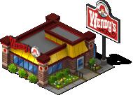 bus wendys restaurant SW - CityVille: Missão do restaurante Wendy
