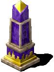 metro6 deco marble monolith purple SW - Material CityVille: Jogos do Azar !