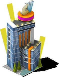 mun 2nd anni tower SE - CityVille: Os novos edifícios do aniversário da cidade