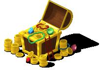 mun treasure chest SW - Novidades CityVille: Ganhe CityNotas com o novo Cofre do Tesouro