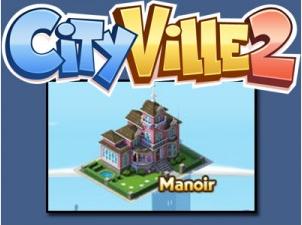 CityVille 2: Ganhe uma mansão cor de rosa 20-11-12