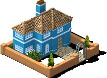 res madera mansion SE - CityVille: Os novos edifícios do aniversário da cidade