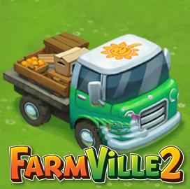 MLZ05 - FarmVille 2: Saiba como conseguir o caminhão de mercearia