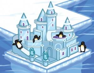 announce frozenlandfill 300x2331 - Material CityVille: Peça gelo para a meta do Castelo de Gelo