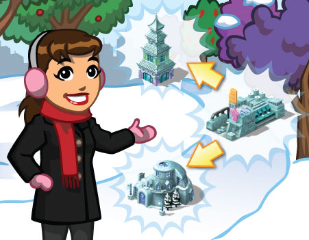 announce iceworkshop - CityVille: Missões da nova oficina do gelo