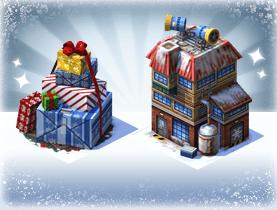 CityVille 2: Novos itens de inverno na sua cidade