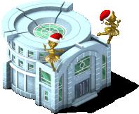 mun small ice ballet stadium SE - CityVille: Edifícios do Natal, parte 1
