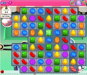 Guía y trucos de Candy Crush Saga en Facebook