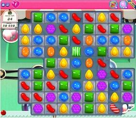 Como jogar Candy Crush Saga no Facebook
