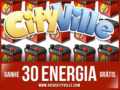 ganhe 30 de energia gratis dicas cityville - Ganhe 30 de energia grátis na sua cidade do CityVille 28-05-13
