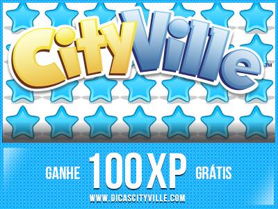 CityVille: Ganhe 100 de experiência grátis 14-08-13