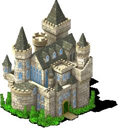 mun Irish castle lv5 SE - Material CityVille: Ruínas do irlandesas