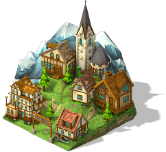 res Alps village SW - CityVille: Metas da Saga dos Alpes, Ato 3.