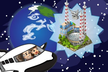 CityVille: Metas da Saga de exploração ato 3