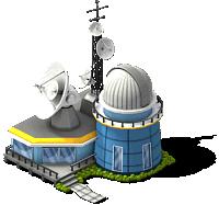 mun MeteorShow MeteorObservingStation Lv02 SE - CityVille: Materiais da Tempestade de Meteoritos