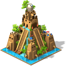 mun mountain adventure SE - CityVille: A Pirâmide de Exploração