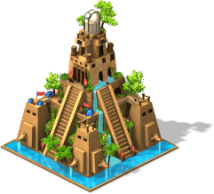 mun mountain adventure SW - CityVille: A Pirâmide de Exploração