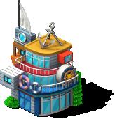 res Sailor House lv3 SW - CityVille: Metas da Casa Marinera