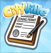 CityVille: Ganhe 5 licença de zoneamento 15-06-13