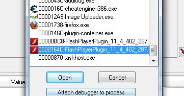 Cheat Engine - 1
