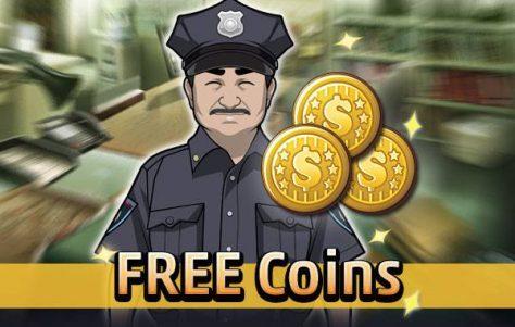 Criminal Case: Ganhe 3000 moedas grátis 25-08-13