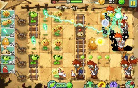 Plants vs Zombies 2, é sinônimo de diversão garantizada