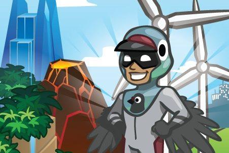 CityVille: Materiais das novas metas do capitão pombo