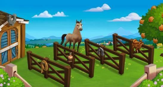 farmville 2 establo caballos - Farmville 2: Vamos construir o estábulo para cavalos