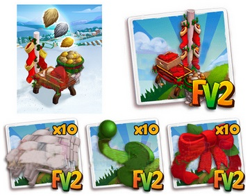 farmville 2 materiales taller santa - FarmVille2: A oficina do Papai Noel