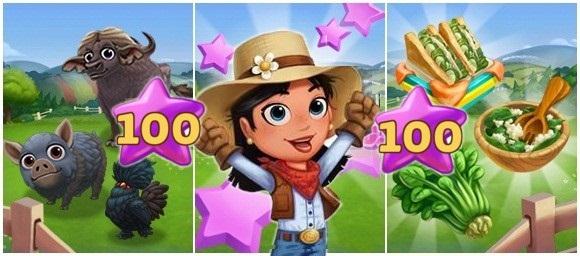 farmville 2 novos niveis - Novos Níveis 81 à 100 no FarmVille 2