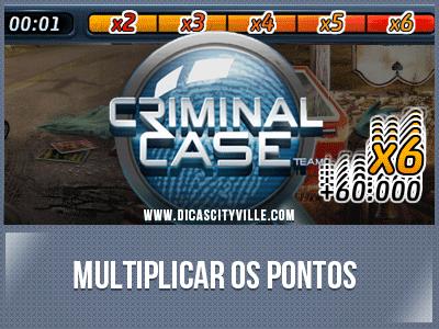multiplica pontos no criminal case dicas cityville - Criminal Case: Como Multiplicar os pontos com Cheat Engine