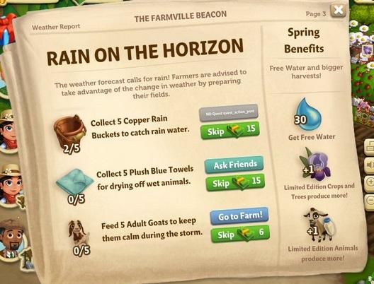 """farmville 2 ganar agua farmville beacon - FarmVille 2 - Descubra como ganhar 30 de água com """"FarmVille Beacon"""""""
