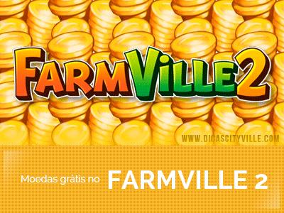 Ganhe 50,000 MOEDAS no FarmVille 2 18-11-14
